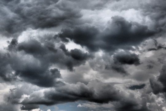 la provincia se tine de gris: conoce como va a estar el tiempo esta semana en tu ciudad