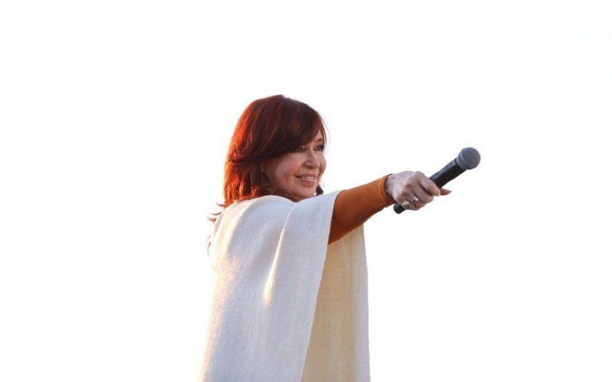 Cristina en Comodoro Py: mirá el video de su declaración ante los jueces del TOF 2
