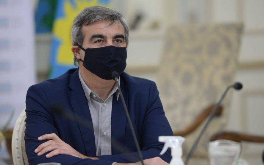 """Durañona: """"Vidal es la oposición irresponsable que busca hacer daño"""""""