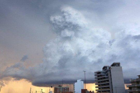 Se esperan precipitaciones en buena parte de la provincia de Buenos Aires