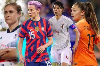 Estados Unidos es el candidato principal en el fútbol femenino de cara a Tokio 2020, pero tiene competencia.