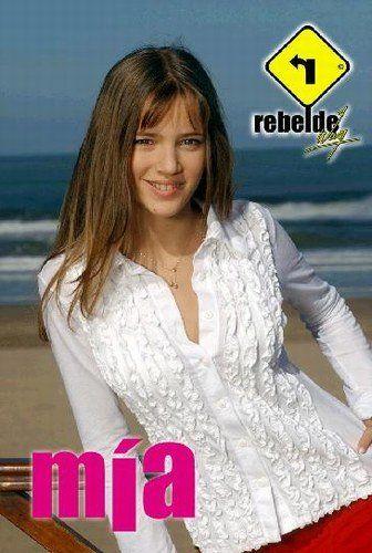 Luisana Lopilato revivió a Mia de Rebelde Way