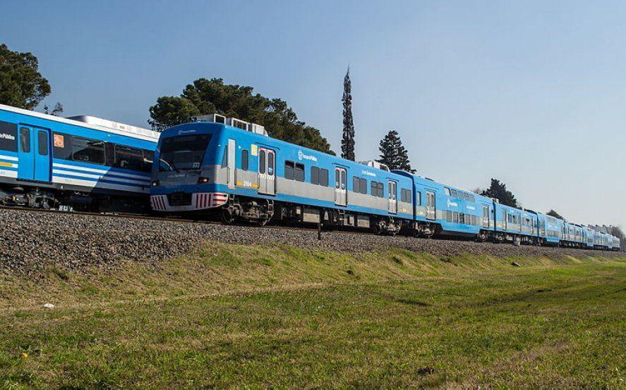 El tren Sarmiento funciona con demoras por falta de personal