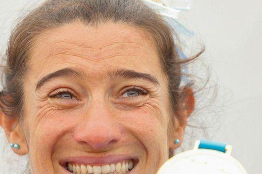 el otro costado de la mujer dorada del canotaje argentino: estar lejos de mi hija me duele mas que cualquier lesion