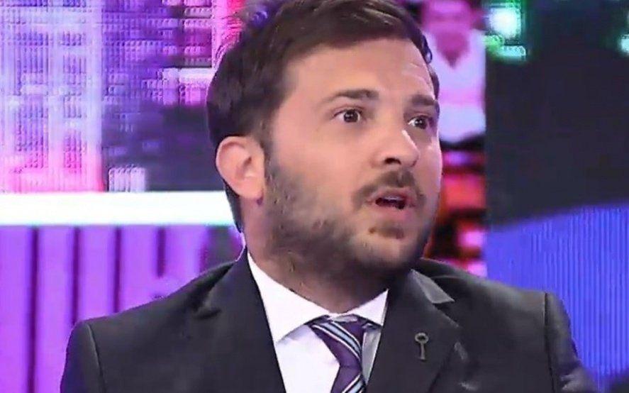 """""""Mil pesos una bolsa"""": el tuit de Brancatelli sobre la inflación que generó polémica"""