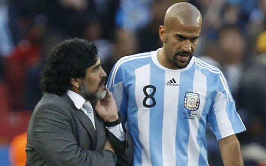 Un repaso por su historia: ¿Por qué Maradona y Verón no se pueden ni ver?