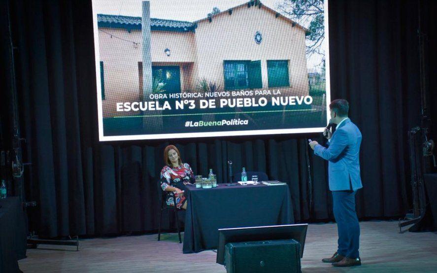 Les cantó las cuarenta: un intendente expuso a la oposición en plena apertura de sesiones