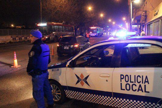 Por el robo en Ramos Mejía se organizó un reclamo por seguridad