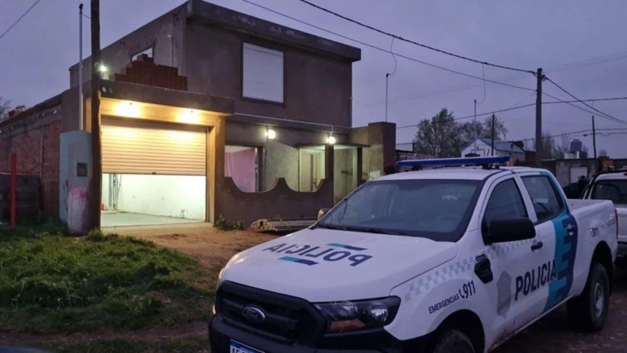 proxeneta asesinado en bahia blanca: sorpresivo hallazgo en la casa de la victima