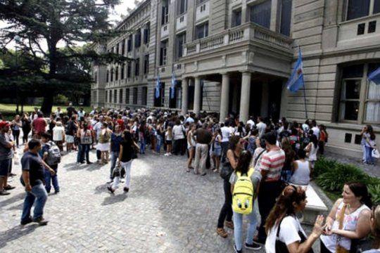 colegios de la unlp: hasta el viernes hay tiempo para inscribirse en el sistema pre-universitario