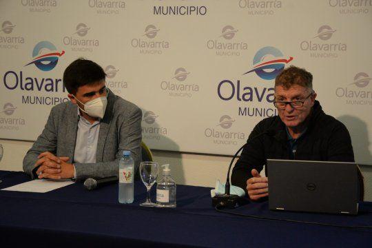 Prensa Municipalidad de Olavarría