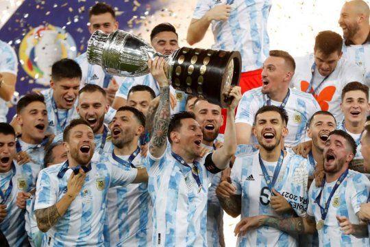 Argentina podrá festejar la Copa América con la gente en el Estadio Monumental
