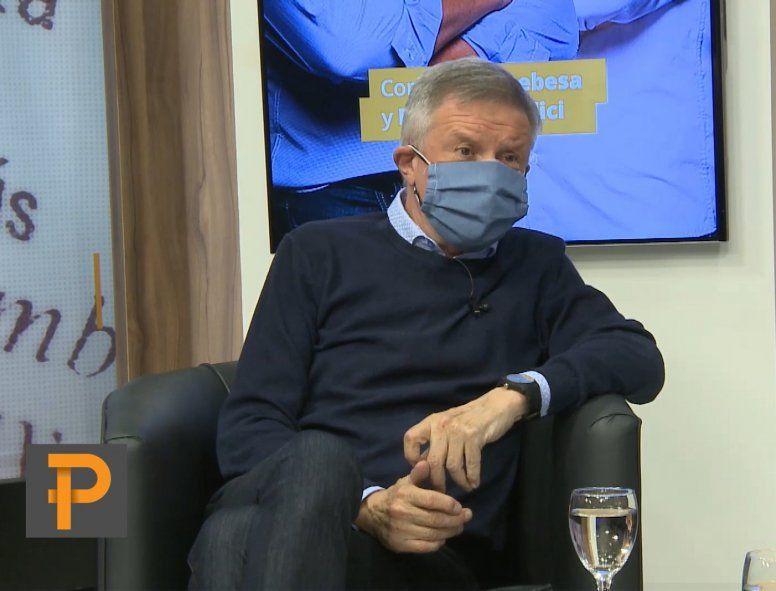Mario Oporto: Hay una crisis sanitaria, no educativa