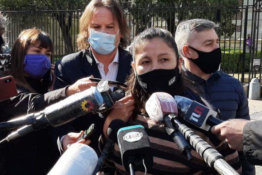 cristina castro a kicillof: usted tiene un ministro que es un bocon