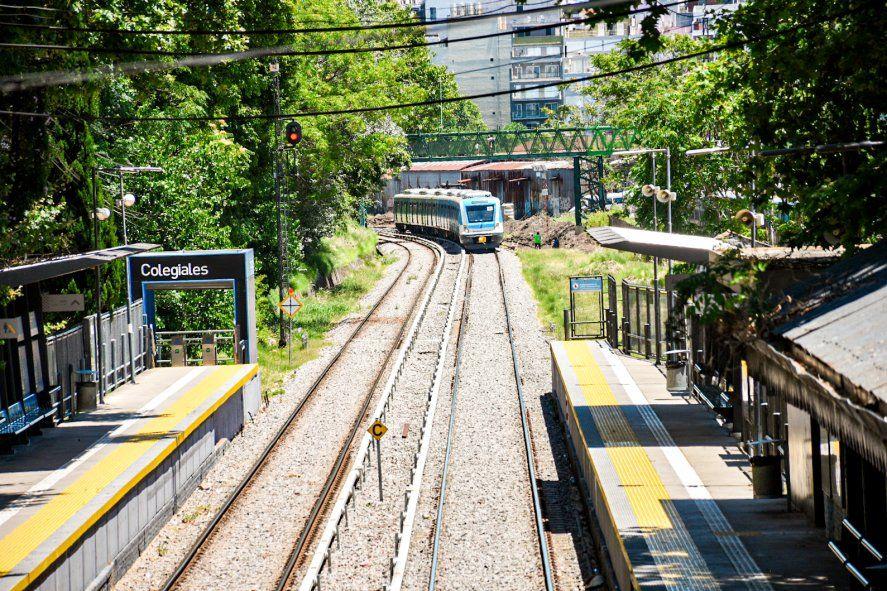 El servicio del tren Mitre debió ser cancelado durante el fin de semana
