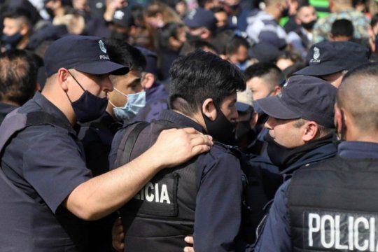 La pandemia afectó al 16 por ciento de los policías bonaerenses