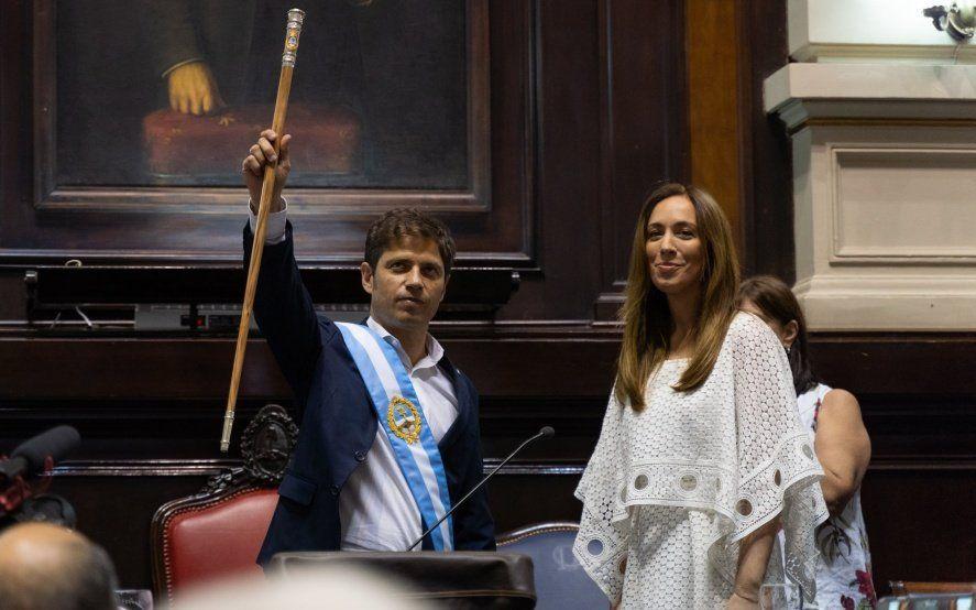 Kicillof cambia la estrategia: enfrenta a Vidal y busca abrir una brecha en las filas de la oposición