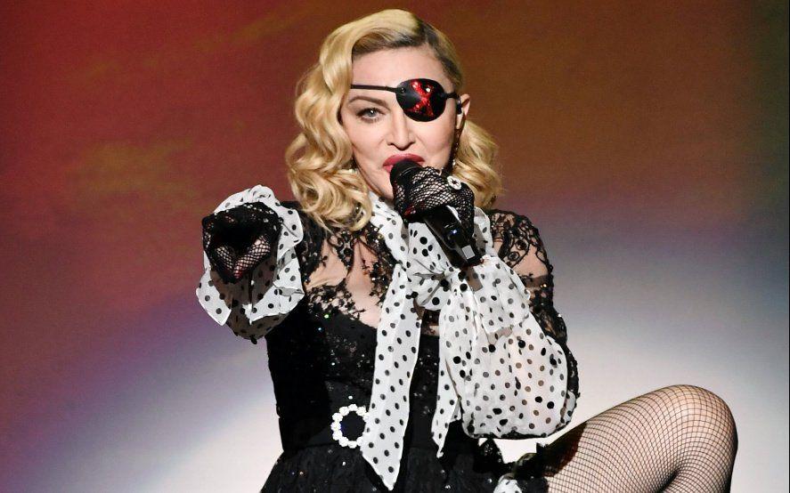 La sensual foto de Madonna que encendió las redes