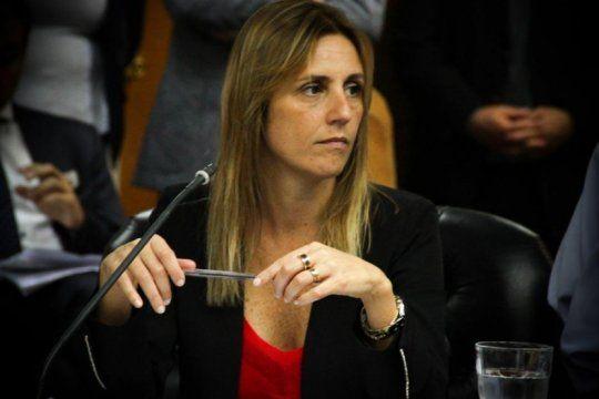 la vicepresidenta del consejo de la magistratura exigio a de lazzari pruebas sobre ?causas armadas?