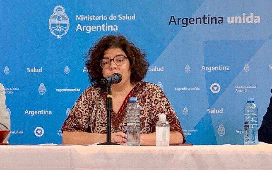El Ministerio de Salud dará una conferencia de prensa después de cada informe.