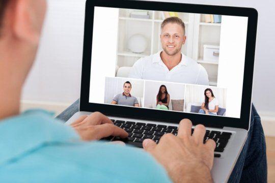 consejos para relacionarse en cuarentena: cinco aplicaciones gratuitas para hacer videollamadas grupales