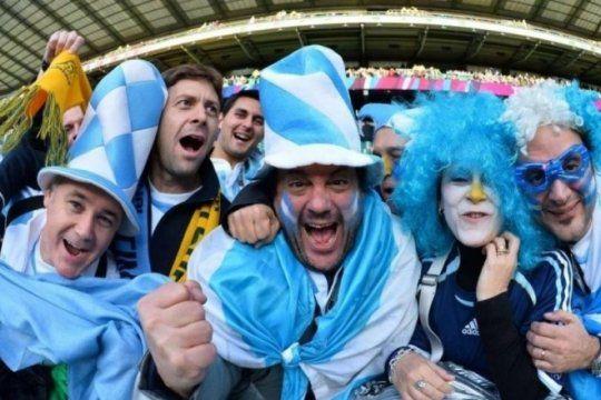 conectados por el futbol: conoce los grupos de facebook de los argentinos que viajaron a rusia