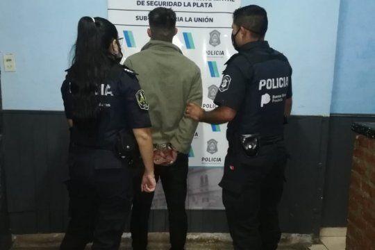 El detenido que participó en la entradera que terminó con la vida del abogado Chantada