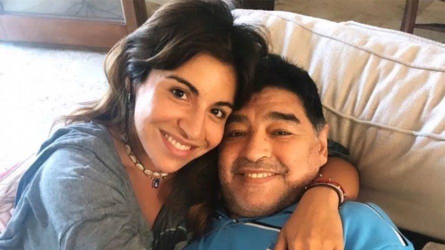 Gianina Maradona expresó sus sensaciones al respecto del velatorio del Diego en la Casa Rosada.