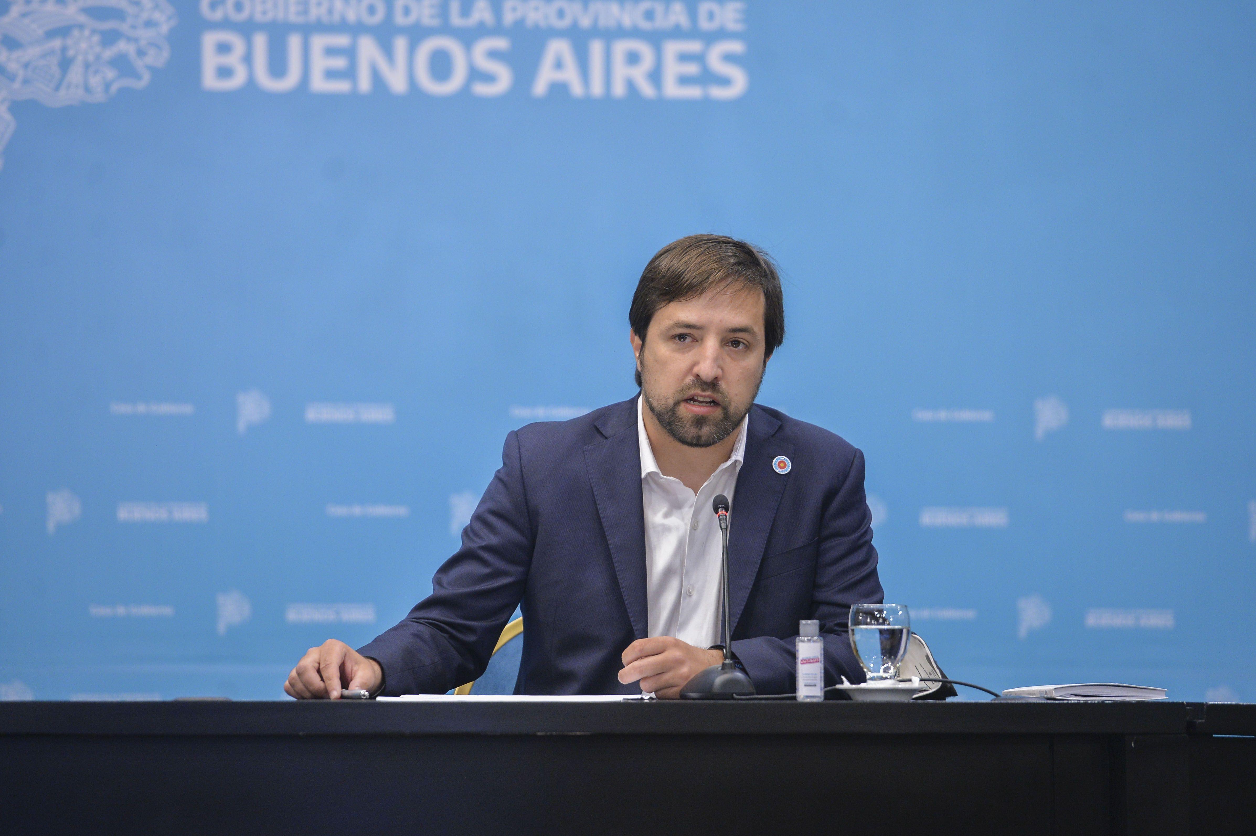 nicolas kreplak mostro un alentador ranking covid para la argentina