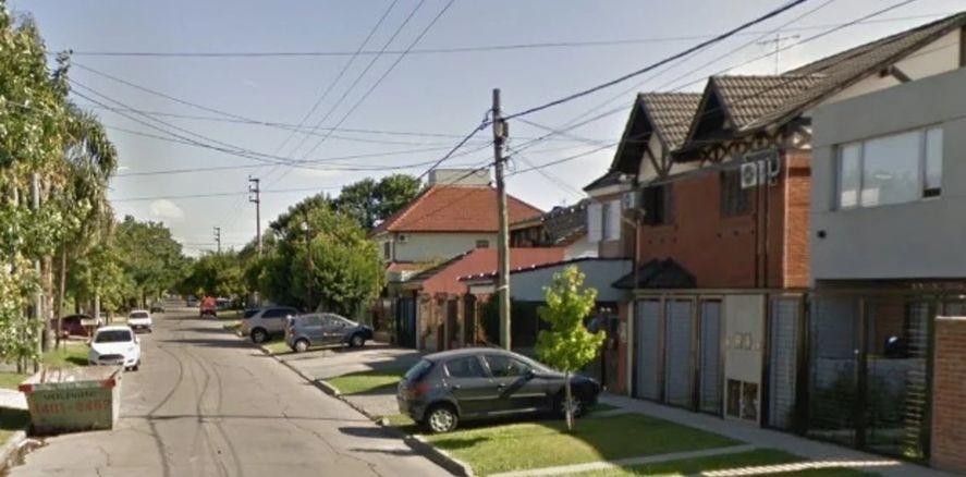 La entradera fue en la calle La Florida al 1300 en Ituzaingó