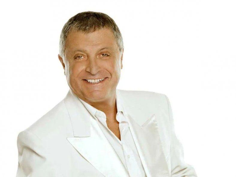 Gino Renni permanece en el Instituto del Diagnóstico