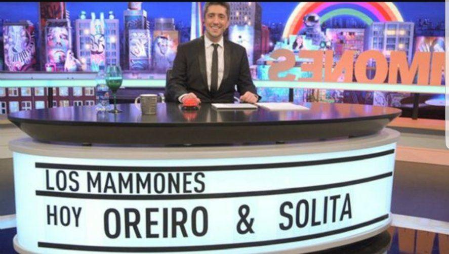 La televisión argentina necesitaba calidad y por suerte apareció Jey Mammon para traerla