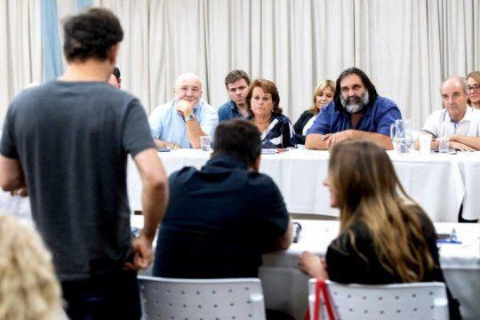 paritaria docente: baradel recordo que debe discutirse el segundo semestre