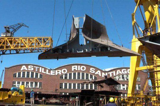 El Astillero Río Santiago en Ensenada reparará un buque