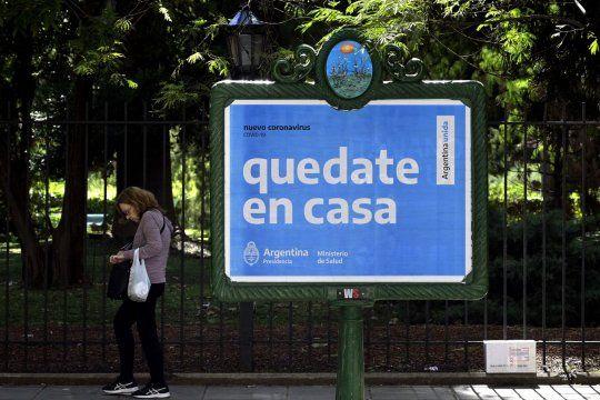 coronavirus: oficializan restricciones hasta el 9 de julio