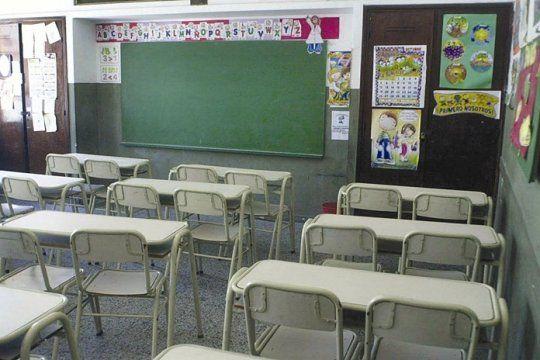 la provincia suspendio las clases en bahia blanca