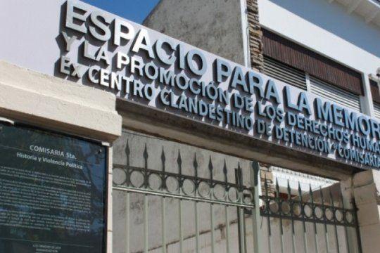 la comisaria quinta de la plata se muda y el ex centro de detencion funcionara unicamente como espacio de la memoria