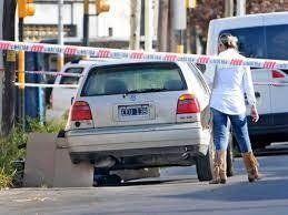 Detuvieron al hombre que conducía el auto que atropelló y mató a un nene de 3 años
