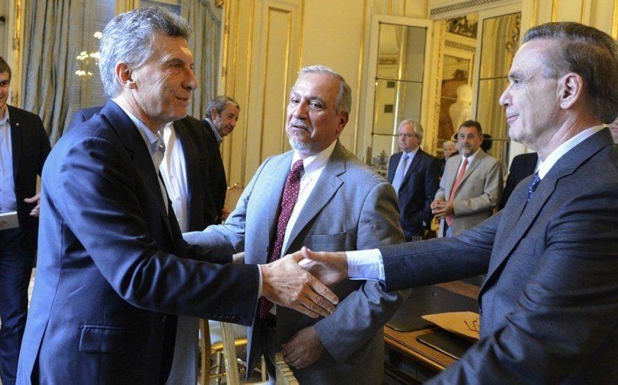 Mirá los dardos que se lanzaban Macri y Pichetto antes de ser compañeros de fórmula
