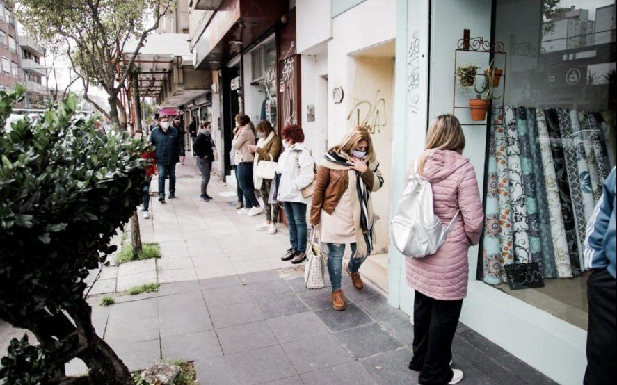 Autorizan la apertura de comercios minoristas en Mar del Plata y mudanzas en el resto de la Provincia