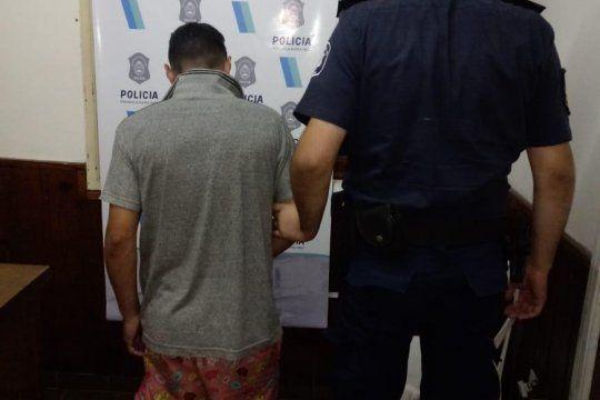 El joven detenido en Tolosa por protagonizar un grave caso de violencia de género