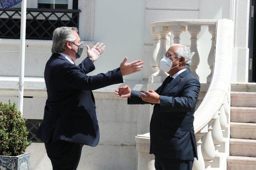 Deuda con el FMI: Argentina recibe el apoyo de Portugal