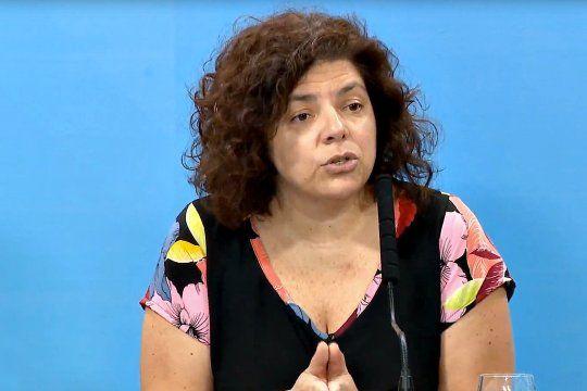 Carla Vizzotti fue operada de forma satisfactoria