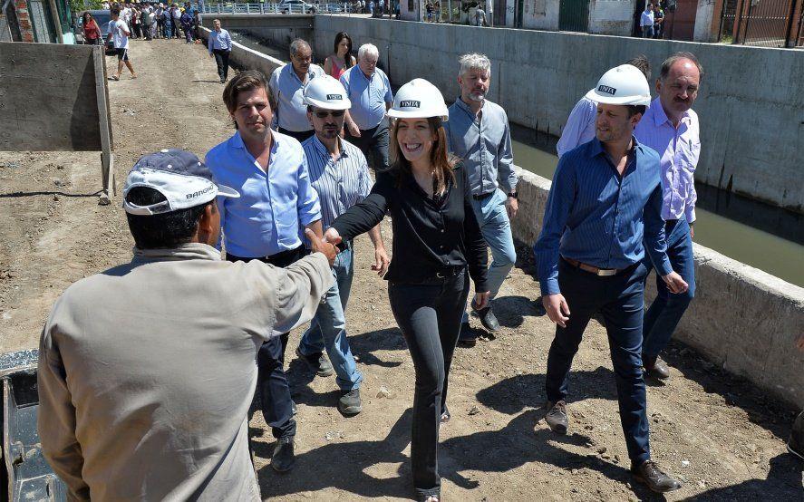Por decreto, Vidal volvió a extender la Emergencia en Infraestructura en la Provincia