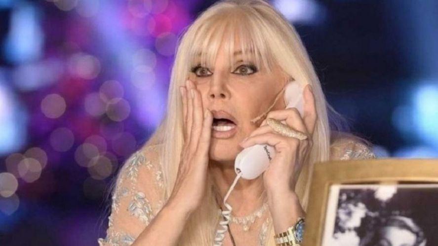Le robaron la peluca a Susana Giménez