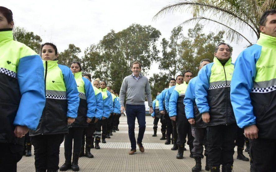 Cómo funciona y dónde trabajará la Guardia Urbana, la respuesta de La Plata ante la inseguridad