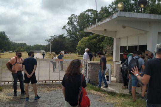 Fanazul: de la lucha a la reconversión (Foto: Prensa ATE)