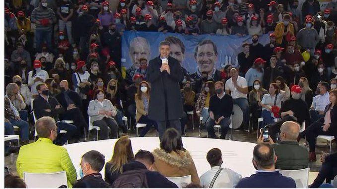Jorge Macri mandó un mensaje oculto contra Vidal