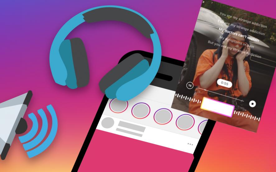 Cómo funciona Lyrics, la nueva herramienta de Instagram que te permite compartir canciones con letra en las stories