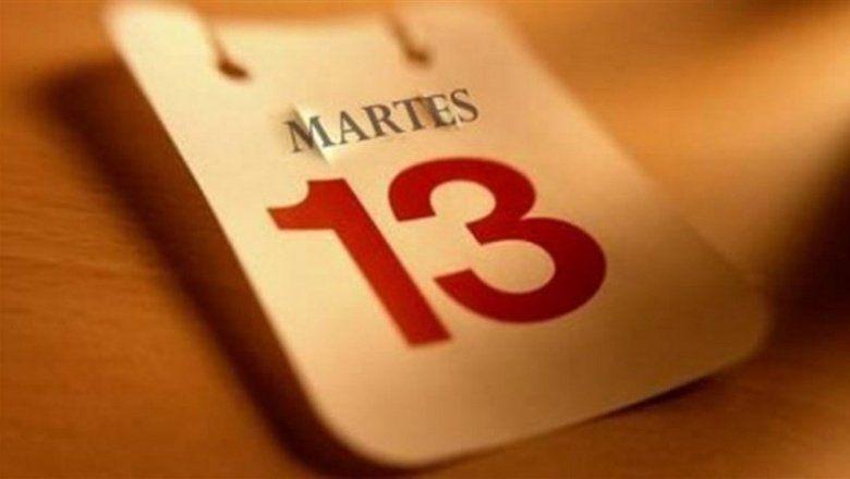 Este 2021 tiene su martes 13: el día de mala suerte para los más supersticiosos.